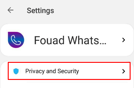 whatsapp mods by fouads mods