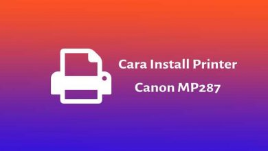 Photo of Cara Install Printer Canon Pixma MP287