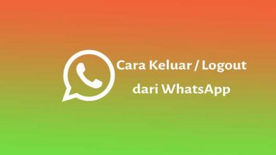 Photo of Cara Logout atau Keluar dari Whatsapp