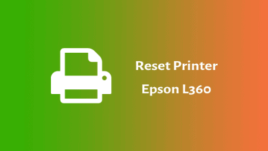 Photo of Cara Reset Printer Epson L360