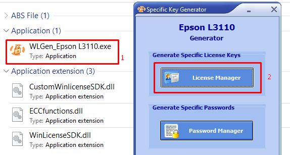 cara aktivasi resetter epson l3110