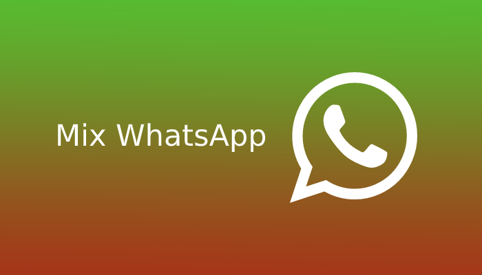 download Mix WhatsApp